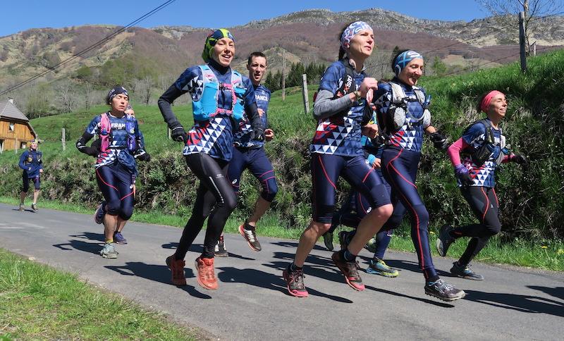 Equipe de France de Trail 2019 - Cantal