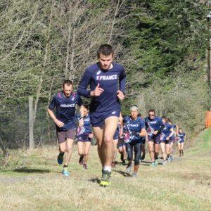 Equipe de France de Trail 2019 - stage dans le Cantal