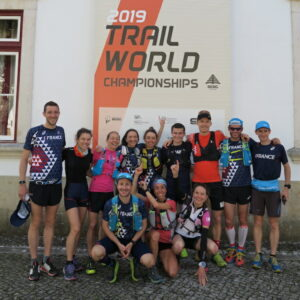 Equipe de France de Trail - Portugal 2019