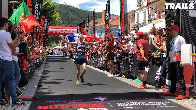 Mondiaux de Trail 2019 - Julien Rancon 2nd - Fred Bousseau