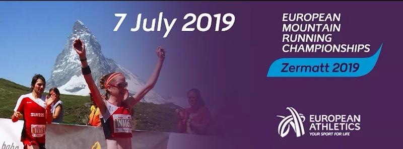Championnats d'Europe de course en montagne 2019