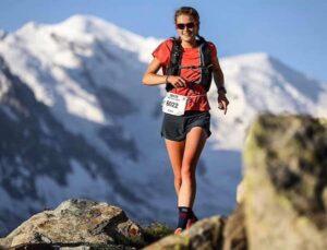 Katie Schide - vainqueur 90 km du Mont-Blanc 2019
