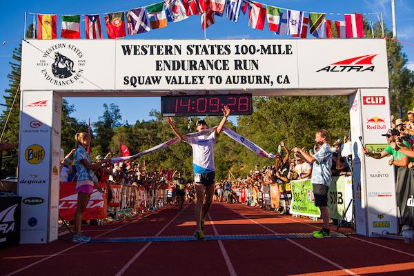 Record de Jim Walmsley - Westren states 2019