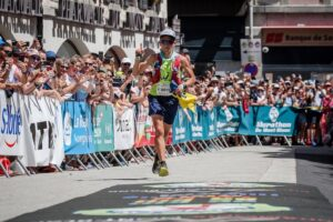 Xavier Thévenard, vainqueur du 90 km du Mont-Blanc -Fabian Bode