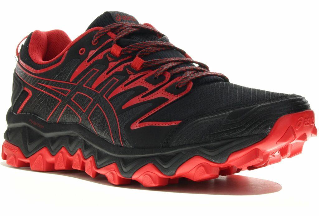 Asics Fuji Trabuco M Chaussures Endurance Mag 7 Trails Homme Gel FJcuK3Tl1