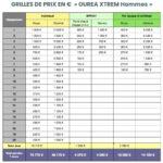 Grille-de-prix-OUREA-XTREM-homme