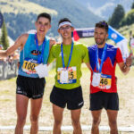 Podium Championnat de France de Trail court 2019