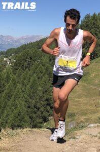 Sierre Zinal 2019 - Kilian Jornet vainqueur et record - Fred Bousseau