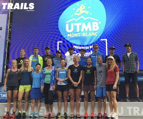 UTMB 2019 - favoris UTMB - Fred Bousseau