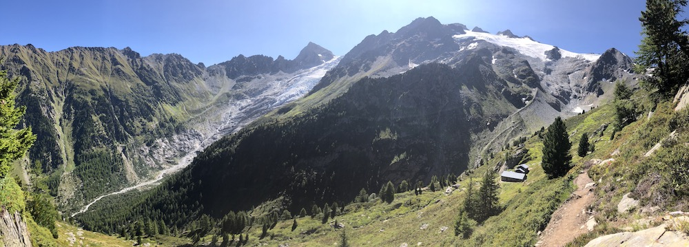 UTMB-Ultra Trail du Mont Blanc