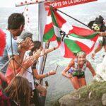 Blandine L'Hirondel - record Skyrhune 2019