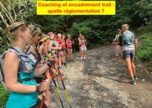 Coaching et encadrement en trail