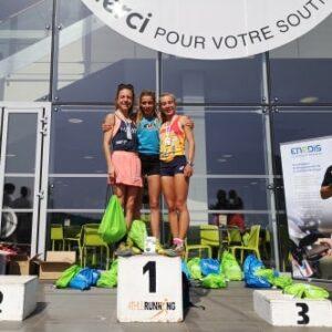 Course de sélection aux Mondiaux de course en montagne 2019 - PODIUM DAMES