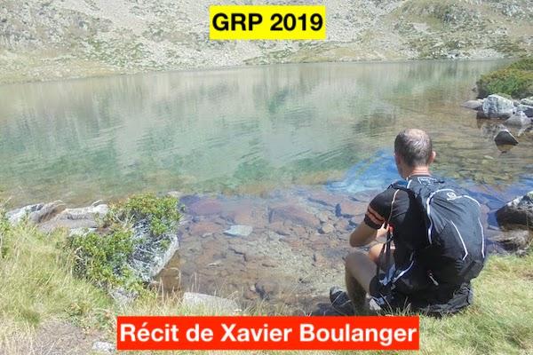 GRP 2019 - récit de XavierBoulanger