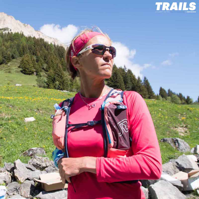 Gaelle Voiry - Trails Endurance Mag - Kevin Saussure