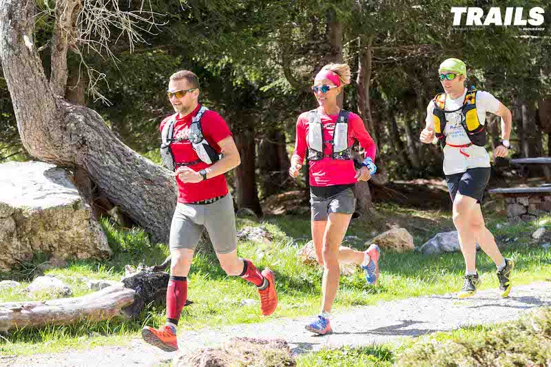 Gaelle Voiry - test portage 2018 Trails Endurance Mag - Kevin Saussure