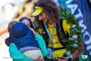 Luca Papi vainqueur Tor des Glaciers 2019