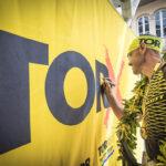 Oliviero Bosatelli vainqueur du TOR des Geants 2019