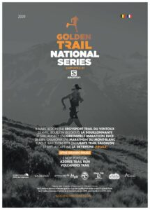 Golden Trail National Séries 2020 France et Belgique