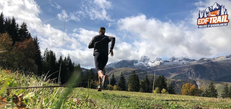 Trail EDF des vallées aigueblanche 2019