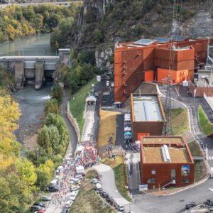 Trail EDF vallée Aigueblanche 2019 - centrale de la Coche - Pascal Tournaire
