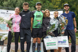 Vainquers du 74km Grand Trail du Lac 2019
