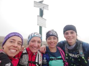 Equipe de France feminine de course en montagne 2019