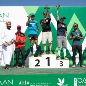 PODIUM OMAN by UTMB 2019