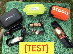 {TEST} - 3 LAMPES FRONTALES MADE IN FRANCE - Trails Endurance Mag
