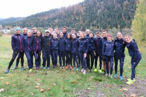 World Moutain Running Championships 2019-french team