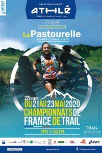La Pastourelle 2020 - Championnat de France de Trail