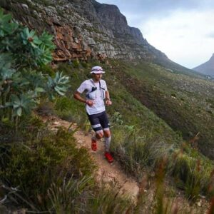 Ultra Trail Cape-Town 2019-François D'Haene 2nd