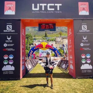 Ultra Trail Cape-Town 2019-Jean Adrien Michel 5ème