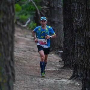 Ultra Trail Cape-Town 2019-Nicolas Martin 3ème