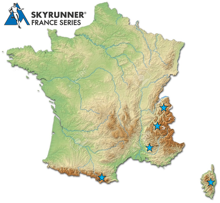 Carte SNS France 2020