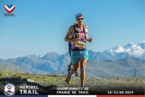 Eric Lacroix - Championnats de France de Trail 2019