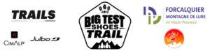 Bandeau logos - Big Test Shoes Trail 2020