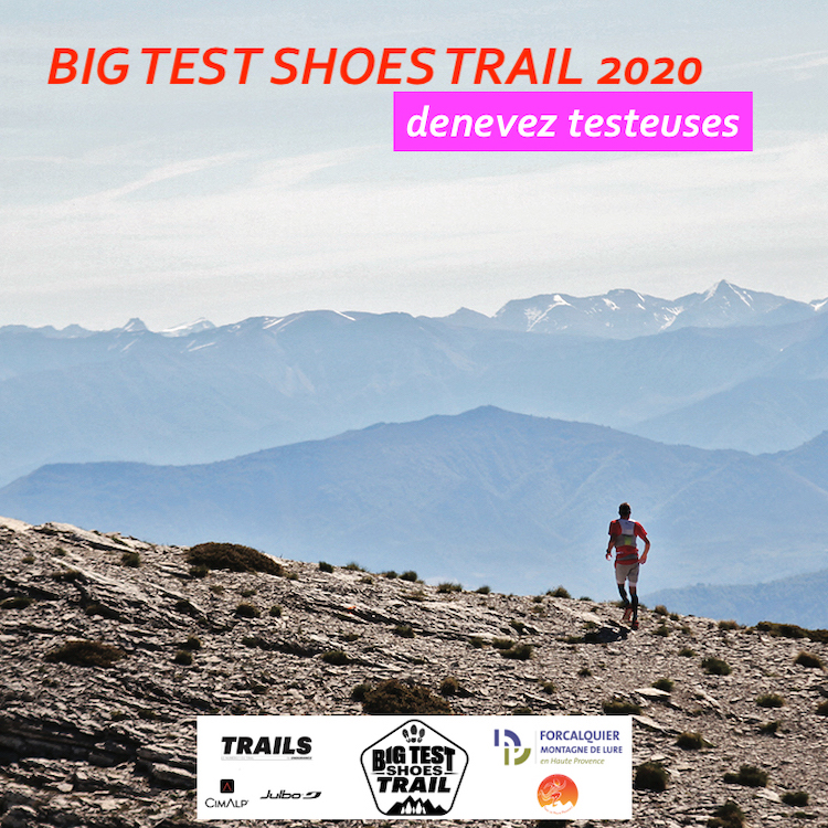 Big Test Shoes Trail 2020