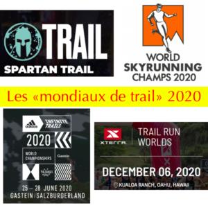 Les championnats du Monde de Trail 2020