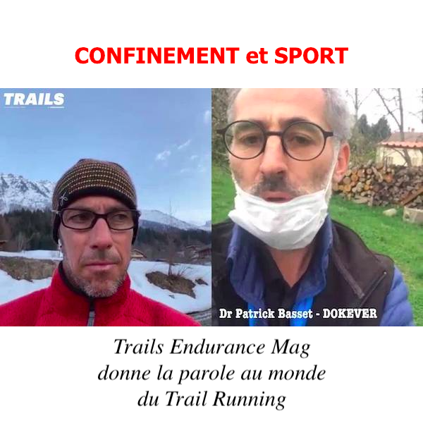 ALLOCEKI ? Confinement et sport par Fred Bousseau