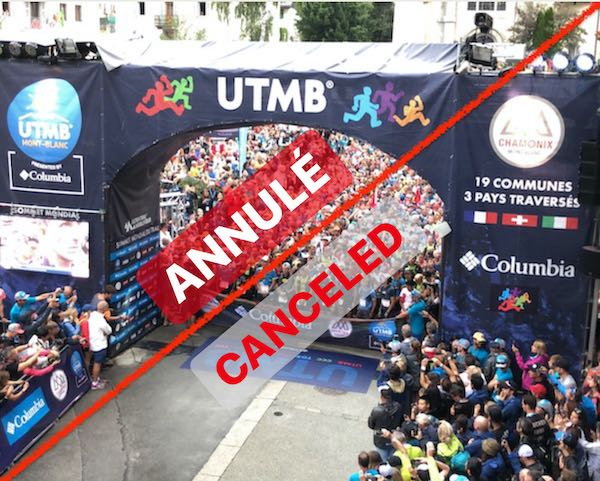 UTMB 2020 ANNULÉ-Fred Bousseau