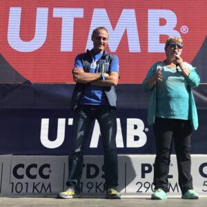 UTMB 2020 C et M Poletti - Fred Bousseau