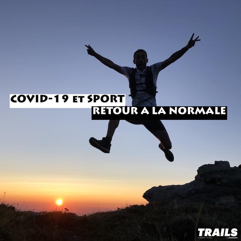 COVID19 et sport, retour à la normale