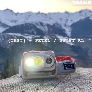 Test Petzl Swift RL