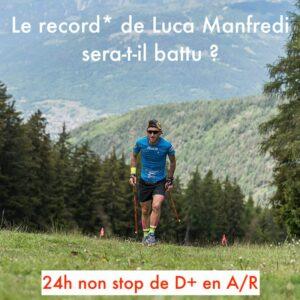 Record de 24h D+ - Luca Manfredi