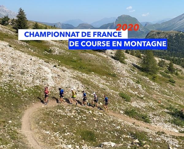 Championnat de France de course en montagne 2020
