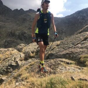 Nouveau record pour Y. Viani - traversée du Mercantour 2020