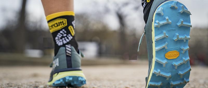 VIBRAM ressemele vos chaussures de trail