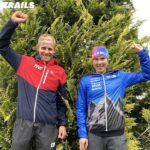Skyrace des Matheysins 2020 - F. Tranchand & T Alexandersson
