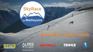 LIVE Skyrace des Matheysins 2020